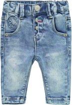 Name it Jongens Jeans - Light Blue Denim - Maat 68