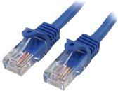StarTech.com Cat5e Ethernet netwerkkabel met snagless RJ45 connectors UTP kabel 10m blauw