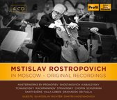 Rostropovich Live In Moscow
