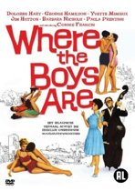 Where The Boys Are (dvd)