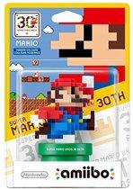 Nintendo amiibo Mario 30th Ann. Classic Figuur Mario - Wii U + NEW 3DS