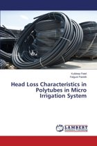 Head Loss Characteristics in Polytubes in Micro Irrigation System
