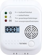 Alecto COA-28 Koolmonoxide melder - luid alarm, si