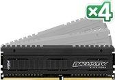 Crucial Ballistix Elite 16GB DDR4 3200MHz (4 x 4 GB)
