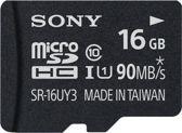 Sony SR16UY3 Ultra Micro SD kaart 16 GB