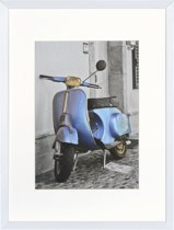 Fotolijst - Henzo - Umbria - Fotomaat 30x40 - Wit
