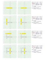Fifty Scrabble Box Scores Games 5701-5750