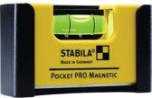 Mini-waterpas Pocket PRO Magnetic 7cm Stabila