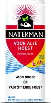 Natterman voor alle hoest kind 180 ml