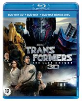 Transformers 5: The Last Knight (3D Blu-ray)