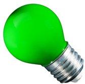 Tronix LED Kogellamp 1W E27 - Groen