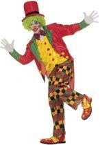 Clowns outfit voor volwassenen 50 (m)