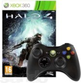 Halo 4 + Control Pad Wirelew Officiel (BUNDLE)
