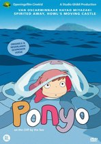 Ponyo On The Cliff By The Sea (dvd)