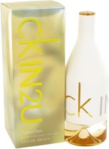 Calvin Klein - CK IN2U HER - eau de toilette - spray 100 ml