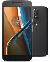 Motorola Moto G - 4de generatie - Dual Sim - 16GB - Zwart