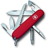 Victorinox Swiss Army Hiker Mulitool - 13 Functies - Rood