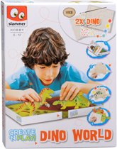 Slammer Create&Play Dino World