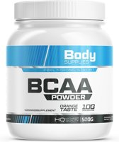 BCAA Powder 500gr Orange