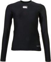 Canterbury Thermoreg LS Top Wmn - Thermoshirt  - zwart - M
