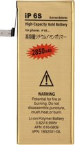 iPartsBuy for iPhone 6s 2850mAh High Capacity Gold Rechargeable Li-Polymer Battery