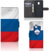 Bookstyle Case Samsung Galaxy J7 (2018) Slovenië