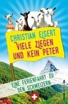 Viele Ziegen und kein Peter