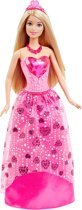 Barbie Dreamtopia Prinses Edelsteen - Barbiepop