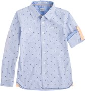 jongens Blouse Pepe Jeans London Jongens Blouse - Blue - Maat 128 8434341273250