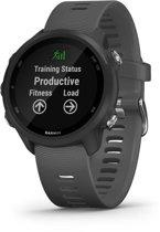 Garmin Forerunner 245 GPS Smartwatch, black/slate