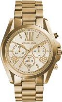 Michael Kors MK5605 - Horloge - 43 mm - Goudkleurig