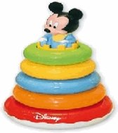 Mickey Rattle Stacker