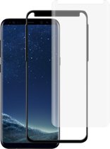 Glazen Screenprotector voor Samsung Galaxy S8 (CASE FRIENDLY) | Tempered glass | Gehard glas (+ INSTALLATIE-TOOL)