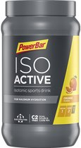 Isoactive Powerbar - 600 gram - orange