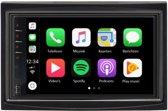 DAB+ Citroen Jumpy Carplay en Android auto navigatie autoradio
