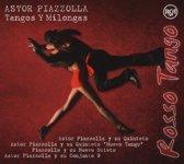 Astor Piazzolla - Rosso Tango - Tangos Y Milonga