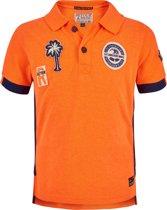Retour Jeans Jongens T-shirt - Neon orange - Maat 146/152
