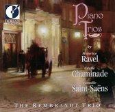 Ravel, Chaminade, Saint-Saens: Piano Trios