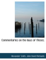 Commentaries on the Laws of Moses