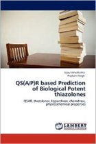 QS(A/P)R Based Prediction of Biological Potent Thiazolones