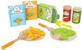 Hape Pasta Set - Speelgoedvoedsel