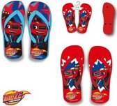 Blaze slippers maat 27-28 Kleur blauw
