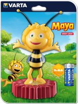 Varta Maya The Bee Vrijstaand Multi kleuren LED babynachtlamp