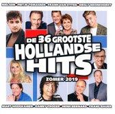 CD cover van De 36 Grootste Hollandse Hits Zomer