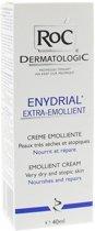 RoC Enydrial Extra-Emollient crème zeer droge huid - 40 ml