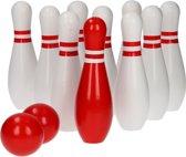 Lifetime Games Houten Bowlingspel - kegelspel voor het hele gezin