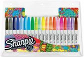 1x20 Sharpie permanent marker special edition kameleon