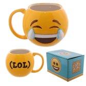 Emoji - Emoticon - Smiley - Beker-Mok