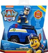 PAW Patrol Voertuig met Chase Figuur