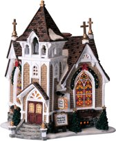 Lemax - Little River Church - B/o Led (Ld)